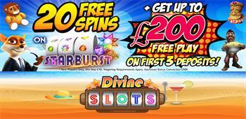 new-casino-divine slots