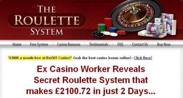choosing-slot-roulette-system